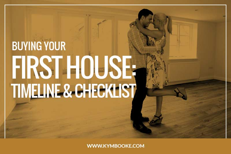 buying first house checklist